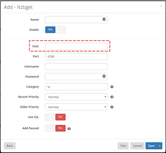 Remote Path Mappings - Help & Support - sonarr :: forums