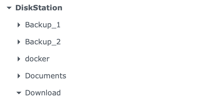 Sonarr / Docker / Synology , Volume and Path Setup questions